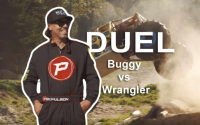 DUEL : Buggy vs Wrangler – Propulsion