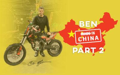 Ben in China pt. 2