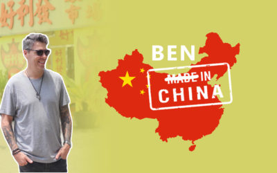Ben in China pt. 1